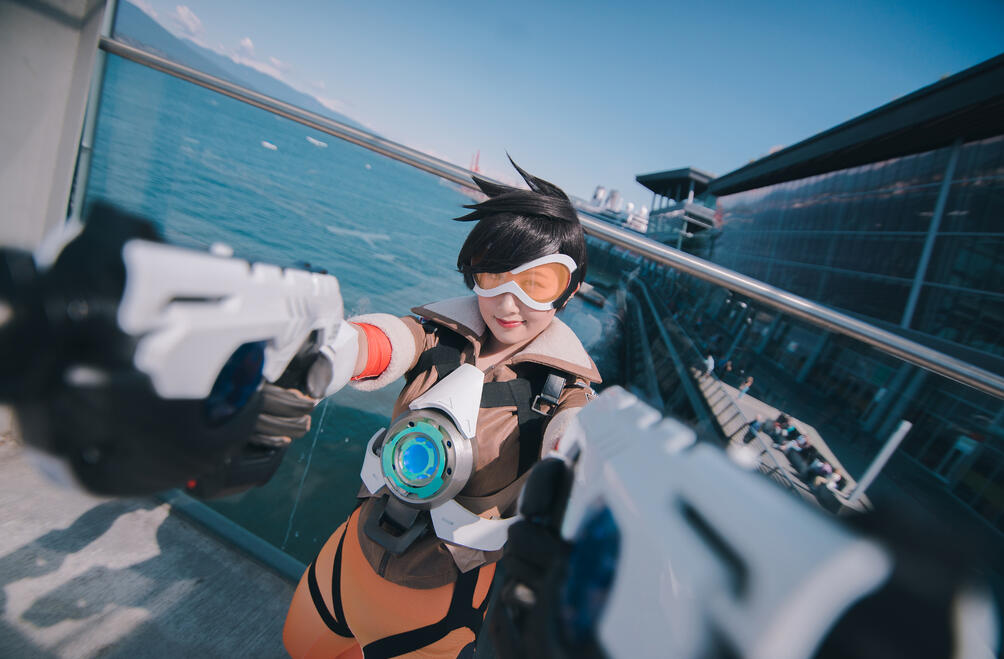 Tracer - Photo by Lost Dumplings Photography